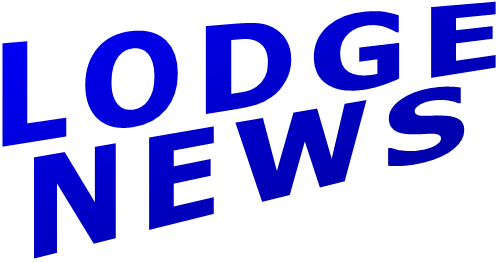 LODGE NEWS